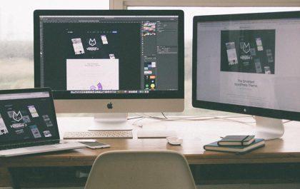 Dizajn spletne strani