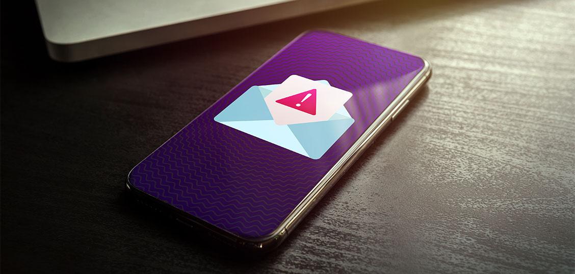 Sumljiva e-poštna sporočila – bodite previdni!